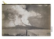 Mt. Vesuvius Erupting Carry-all Pouch