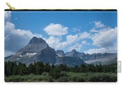 Mt Wilbur In Glacier National Park Carry-all Pouch