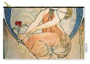 Mucha: Poster, 1898 Carry-all Pouch