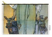 Mucha: Theatrical Poster Carry-all Pouch