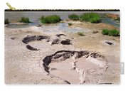 Mud Volcano Area In Yellowstone National Park Carry-all Pouch
