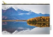 Mudd Lake Reflections Carry-all Pouch