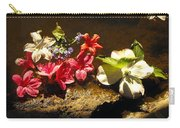 Muddy Flowers  Carry-all Pouch