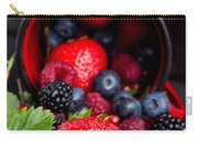 Mug With Fresh Berries Carry-all Pouch