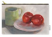 Mugging For Apples Carry-all Pouch