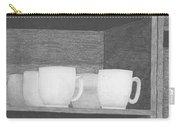 Mugs On A Shelf Carry-all Pouch