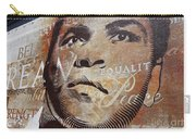 Muhammad Ali Mural Carry-all Pouch