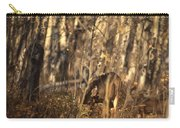 Mule Deer In Aspen Thicket Carry-all Pouch