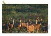 Mule Deer In Velvet 04 Carry-all Pouch