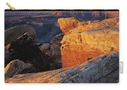 Muley Point Sunrise Carry-all Pouch