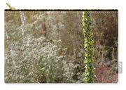 Mullin And Other Springtime Wildflowers Carry-all Pouch