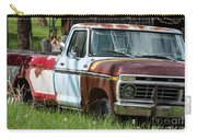 Multi-colored Ford Carry-all Pouch