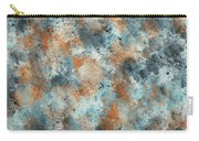 Multicolor Texture 001 Carry-all Pouch