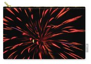 Multicolored Fireworks 2 Carry-all Pouch