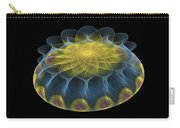 Multicolored Fractalart-2 Carry-all Pouch