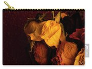 Multicolored Roses Wilting  Carry-all Pouch