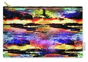 Multiple Underwater Sunsets Carry-all Pouch