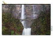 Multnomah Falls 3 Carry-all Pouch