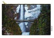 Multnomah Falls Frozen Carry-all Pouch