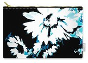 Mums In Abstract Carry-all Pouch