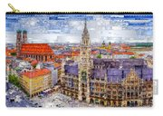 Munich Cityscape Carry-all Pouch