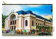 Municipal Theater Ho Chi Minh City Vietnam Carry-all Pouch