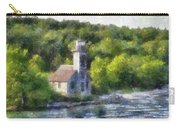 Munising Grand Island Lighthouse Upper Peninsula Michigan Pa 01 Carry-all Pouch
