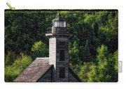 Munising Grand Island Lighthouse Upper Peninsula Michigan Vertical 02 Carry-all Pouch