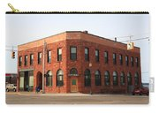 Munising Michigan City Hall Carry-all Pouch