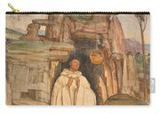 Mural Church Art Carry-all Pouch