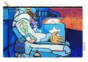 Mural Art, Futuristic  Carry-all Pouch