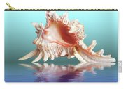 Murex Seashell Reflection Carry-all Pouch