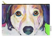 Murphy Carry-all Pouch by Pat Saunders-White
