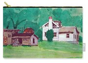 Murray Hill Watercolor Carry-all Pouch