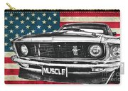 Muscle Us Mustang Carry-all Pouch