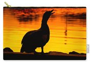 Muscovy Sunset Carry-all Pouch