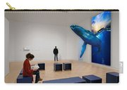 Museum Whale Watching Carry-all Pouch