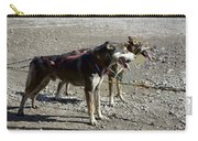 Mushers At Caribuo Crossing Carry-all Pouch