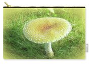 Mushroom - Amanita Muscaria Guessowii  Carry-all Pouch