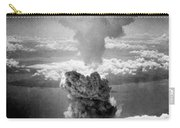 Mushroom Cloud Over Nagasaki  Carry-all Pouch