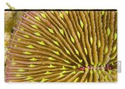 Mushroom Coral Carry-all Pouch