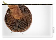 Mushroom Gills Carry-all Pouch