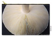 Mushroom Macro Expressionistic Effect Carry-all Pouch