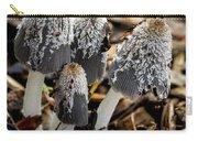 Mushroom Quartet Carry-all Pouch