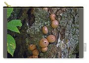 Mushroom Tree Trunk Carry-all Pouch