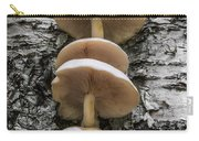 Mushroom Treehouse Carry-all Pouch