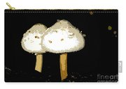 Mushrooms For Two Work Number 11 Carry-all Pouch