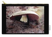 Mushrooms Under Firs Carry-all Pouch