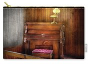 Music - Organist - A Vital Organ Carry-all Pouch by Mike Savad