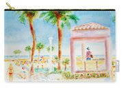 Music At Orange Beach Carry-all Pouch